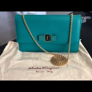 Handbags - AUTHENTIC!!! Salvatore Ferragamo Cross body bag
